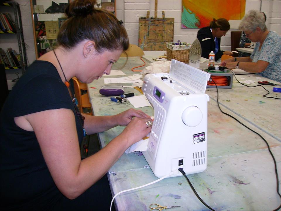 Sewing and textile classes